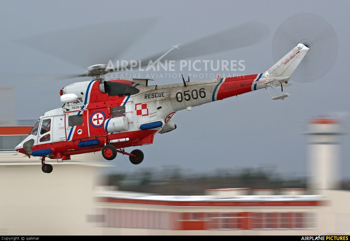 Poland - Navy 0506 aircraft at Undisclosed location