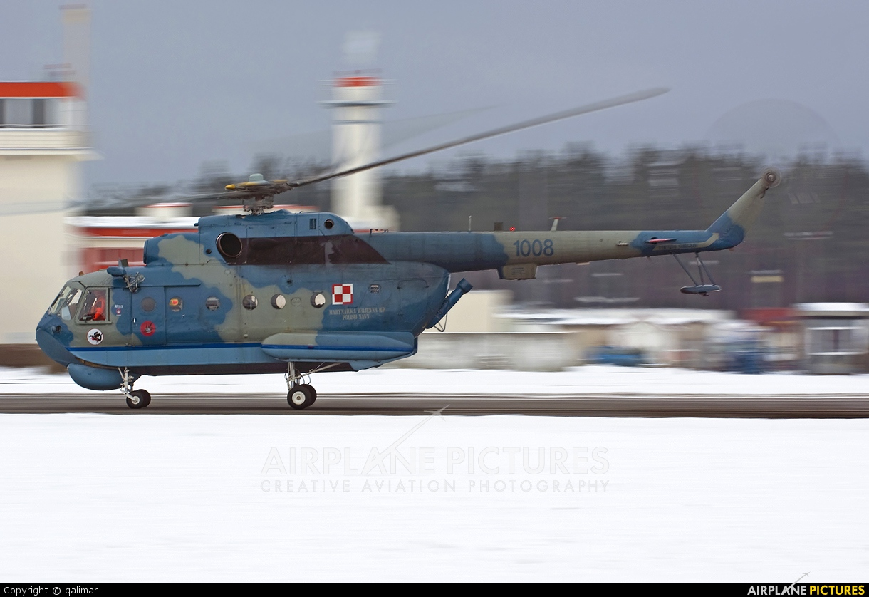 Poland - Navy 1008 aircraft at Undisclosed location