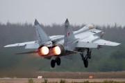 03 - Russia - Air Force Mikoyan-Gurevich MiG-31 (all models) aircraft