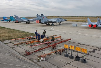 37 - Russia - Air Force Mikoyan-Gurevich MiG-31 (all models)