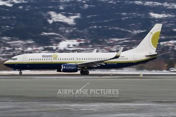 N738MA - Miami Air Boeing 737-800