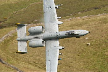 81-0992 - USA - Air Force Fairchild A-10 Thunderbolt II (all models)