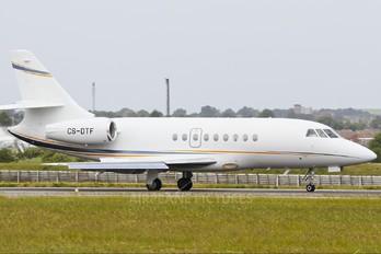 CS-DTF - Private Dassault Falcon 2000 DX, EX