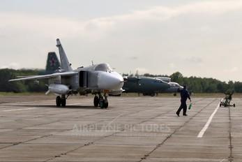 33 - Russia - Air Force Sukhoi Su-24M