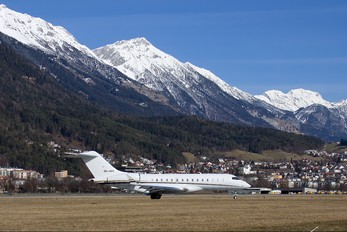 9H-AFP - Comlux Aviation Bombardier BD-700 Global Express