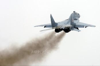 36 - Russia - Air Force Mikoyan-Gurevich MiG-29UB