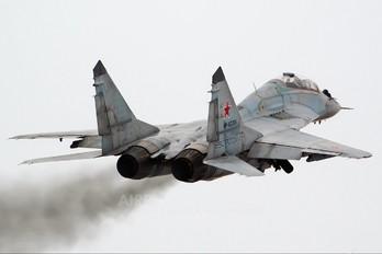 34 - Russia - Air Force Mikoyan-Gurevich MiG-29UB