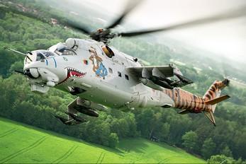 4011 - Czech - Air Force Mil Mi-24D