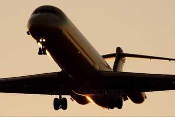 OY-KHN - SAS - Scandinavian Airlines McDonnell Douglas MD-81
