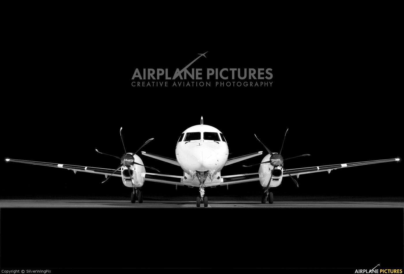 SAAB Aircraft Company SE-LRA aircraft at Undisclosed location
