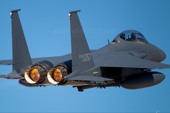 08-075 - Korea (South) - Air Force McDonnell Douglas F-15E Strike Eagle
