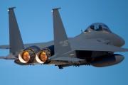 08-075 - Korea (South) - Air Force McDonnell Douglas F-15E Strike Eagle aircraft