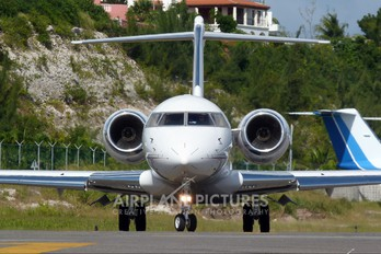 OE-IBC - International Jet Management Bombardier BD-700 Global 5000