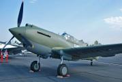N295RL - Private Curtiss P-40C Warhawk aircraft