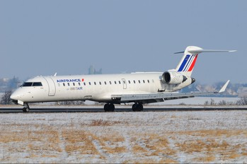 F-GRZI - Air France - Brit Air Canadair CL-600 CRJ-701