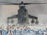 54 - Russia - Air Force Mil Mi-35 aircraft