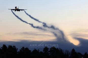 VP-BDR - Aeroflot Cargo McDonnell Douglas MD-11F