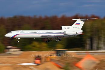 RA-85571 - Russia - Air Force Tupolev Tu-154B