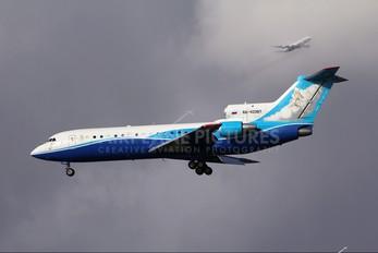 RA-42387 - Rusjet Aircompany Yakovlev Yak-42