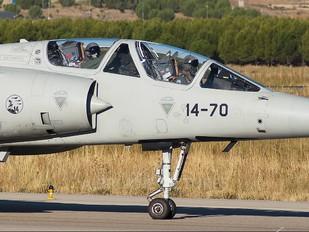 CE.14-27 - Spain - Air Force Dassault Mirage F1BM