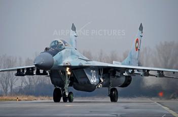 39 - Bulgaria - Air Force Mikoyan-Gurevich MiG-29A