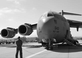 05-5143 - USA - Air Force Boeing C-17A Globemaster III