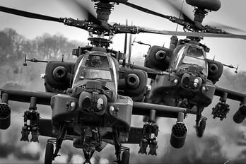ZJ197 - British Army Westland Apache AH.1