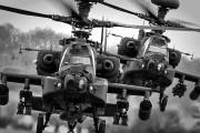 ZJ197 - British Army Westland Apache AH.1 aircraft