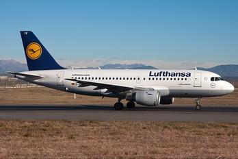 D-AILF - Lufthansa Airbus A319