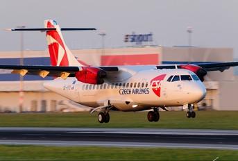 OK-KFO - CSA - Czech Airlines ATR 42 (all models)