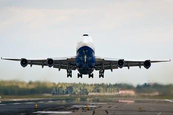 VP-BGU - Transaero Airlines Boeing 747-300