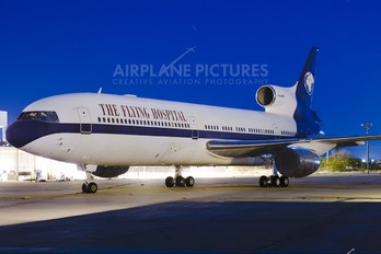 P4-MED - Flying Hospital  Lockheed L-1011-1 Tristar