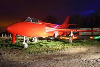 XF300 - Private Hawker Hunter GA.11