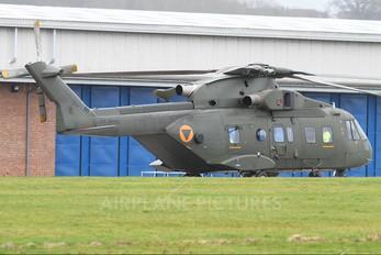 G-17-510 - Agusta Westland Agusta Westland AW101 411 Merlin HC.3