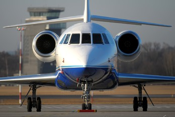I-ARIF - Eurofly Dassault Falcon 2000 DX, EX
