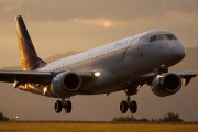 N938TA - TACA Embraer ERJ-190 (190-100) aircraft