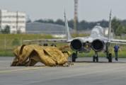 28 - Poland - Air Force Mikoyan-Gurevich MiG-29UB aircraft