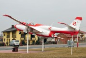 1223 - Poland - Air Force: White & Red Iskras PZL TS-11 Iskra aircraft