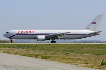 EI-DZH - Rossiya Boeing 767-300ER