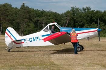 F-GAPL - Private Piper PA-25 Pawnee