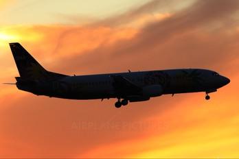 JA734H - Skynet Asia Airways Boeing 737-400