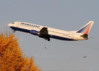 EI-DDY - Transaero Airlines Boeing 737-400