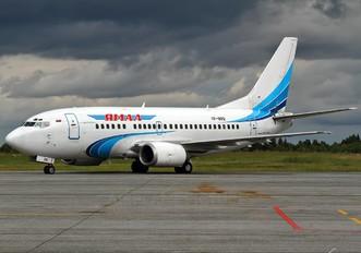 VP-BRQ - Yamal Airlines Boeing 737-500