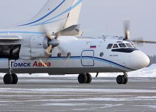 RA-47255 - Tomsk Avia Antonov An-24