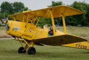 G-AFVE - Private de Havilland DH. 82 Tiger Moth aircraft