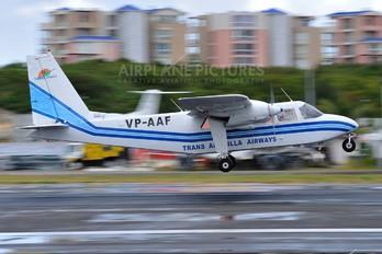 VP-AAF - Trans Anguilla Airways Britten-Norman BN-2 Islander