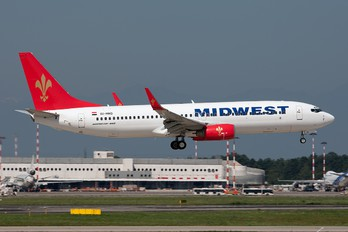SU-MWD - Midwest Airlines Boeing 737-800