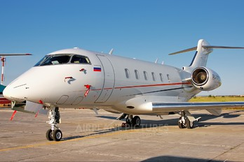 RA-67223 - Private Bombardier BD-100 Challenger 300 series