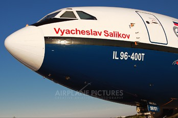 RA-96101 - Polet Flight Ilyushin Il-96