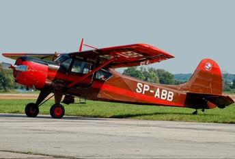 SP-ABB - Aeroklub Orląt Yakovlev Yak-12A